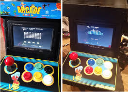 Mame Arcade Cabinet Kit Uk by Making A Raspberry Pi Mini Arcade Cabinet Matt Norman Blog