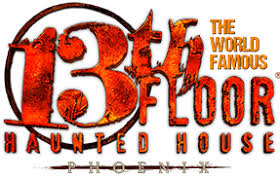 13th floor haunted house in phoenix arizona