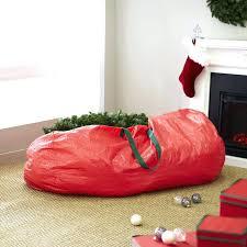 Christmas Tree Storage Bag Walmart Artificial Basics
