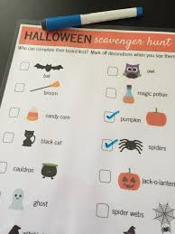 Easy Halloween Scavenger Hunt Clues by Halloween Halloween Scavenger Hunt East Valley Mom Guide Clues