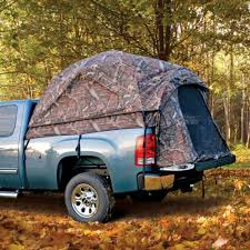 Amazon.com: Napier Outdoors Sportz Camo Truck Tent - Regular Bed ...