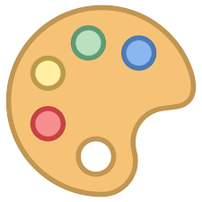 Paint Palette Icon Free Download At Icons8