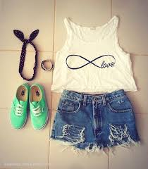 Best 25 Cute Summer Outfits Tumblr Ideas On Pinterest