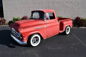 Awesome Amazing 1957 Chevrolet Other Pickups Step-Side 1957 ...