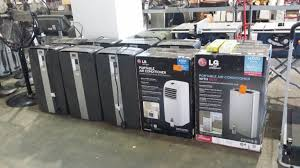 Crazy Johnny's Bargain Warehouse | Portable Air Conditioners By LG ... 8milelake 12v Car Portable Air Cditioner Vehicle Dash Mount 360 12 Volt Australia Best Truck Resource Topaz 17300 Btu 115 Volts Model Tc18 For Alternative Plug In Fan Fedrich P10s Sylvane Home Compressor S Cditioning Replacement Go Cool Semi Cab Delonghi Pacan125hpekc Costco Exclusive Consumer Kyr25cox1c Airconhut For 24v In Buying Guide Reports 11000 3 1 Arp9411