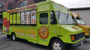 Trolley Dogs - Boston Food Trucks - Roaming Hunger