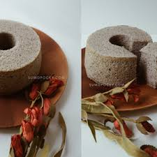 coconut milk chiffon cake recipe sumopocky custom bakes