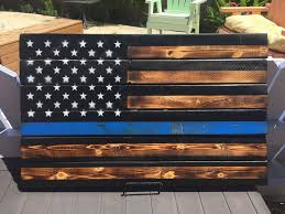 Astounding Inspiration Wooden American Flag Wall Hanging Burned Outdoor Rustic Wood 25