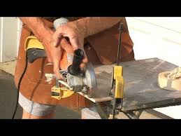 Dremel Tile Cutter Disc by Cutting Tile With An Angle Grinder Youtube