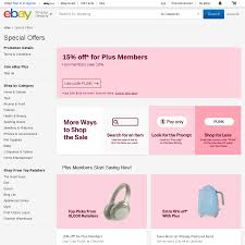 15% Off Eligible Items On EBay For EBay Plus Members, 10 ...