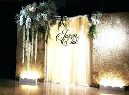 Wedding Wall Decoration Decorations Pin By On Decor Backdrops And Weddings Bridal
