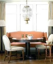 Sofa As Dining Room Seating Settee Couches For