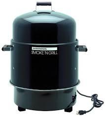Brinkmann Electric Patio Grill by Best 25 Brinkmann Smoker Grill Ideas On Pinterest Offset Smoker