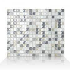 minimo noche peel and stick tile backsplash shop