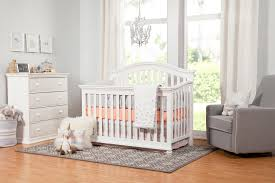 Sherwood 4-in-1 Convertible Crib | DaVinci Baby Blankets Swaddlings Pottery Barn White Sleigh Crib As Well Bumper Together Archway Stain Grey By Land Of Nod Havenly Itructions Also Nursery Tour Healing Whole Nutrition Kids Dropside Cversion Kit F Youtube Serta Northbrook 4 In 1 Rustic Babys Room Emmas Nursery Kelly The City Abigail 3in1 Convertible Wayfair Antique In