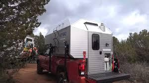 100 Airstream Truck Camper Kimbo Converts Pickup To GoAnywhere RV