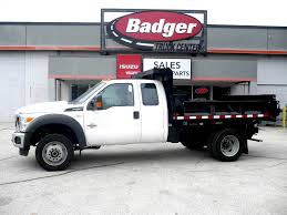 Work Trucks For Sale - Badger Truck Equipment