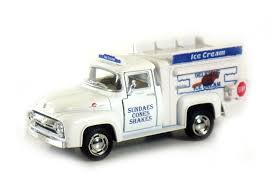 100 Toy Ice Cream Truck Amazoncom 5 Diecast 1956 Ford F100 138 Scale