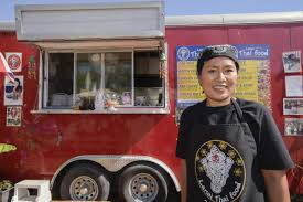 Lamai Thai Food Owner Lives Life Trying To Bring Happiness To Others ... Austins Favorite Thai Food Truck Sparks Innovative New Barbecue Home Edd Foodtruck Village European Development Days Food Truck Design On Behance Lamai Owner Lives Life Trying To Bring Happiness Others Super Ecu Playlist Nashville Friday Deg My Love Of Siam Was Live Coat Menu White Guy Pad Los Angeles Trucks Roaming Hunger