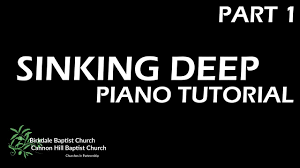 sinking piano easy sinking piano tutorial part 1