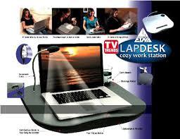 Padded Lap Desk With Light by Laptop Lap Desks With Light Reviews Ilapdesk Best Laptop Lap