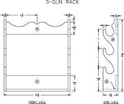 best 25 gun racks ideas on pinterest gun cabinets gun storage