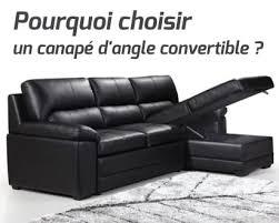 choisir un canapé pourquoi choisir un canapé d angle convertible topdeco pro