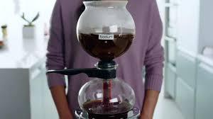 Video Thumbnail Bodum Vacuum Coffee Maker Santos Electric