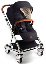 Mamas & Papas 2017 Urbo 2 Stroller - Blue Denim