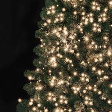 1000 Treebrights Multi Action Christmas Tree Lights Warm White