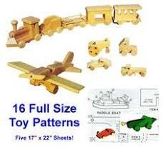 free toy train woodworking plans from shopsmith wooden little