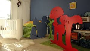 separateur de chambre déco aménager une chambre pour deux enfants parents fr