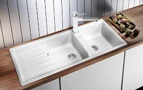 sinks interesting stainless steel kitchen sink with drainboard