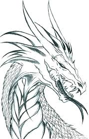 Dragon Face Coloring Page Pages For Adults New