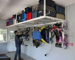Racor Ceiling Storage Lift Canada by Saferacks Overhead Garage Storage Bike Rack Heavy Duty 18
