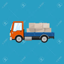 Small Cargo Truck, Lorry With Boxes On A Blue Background, Delivery ... The Best Truck Tool Boxes A Complete Buyers Guide Shop At Lowescom 2018 Used Isuzu Npr Hd 16ft Dry Boxtuck Under Liftgate Box Truck Cargo Cap World Box Truck Wikipedia Storage 1999 Chevrolet Express 3500 Box Item A3952 S Decked Pickup Bed And Organizer