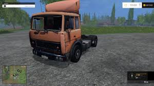100 Maz Truck MAZ TRUCK V 10 Farming Simulator Modification FarmingModcom
