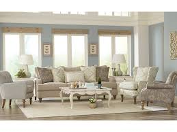Paula Deen Furniture Sofa by Paula Deen By Craftmaster Living Room Sofa P773654bd Craftmaster