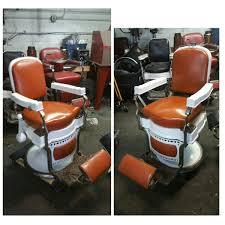 Koken Barber Chair Antique by Custom Barber Chair Cbcrestoration Twitter