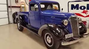 1937 Chevy 3/4 Classic Truck Very Rare Clean Pickup Frame Off ...