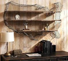 Decorative Metal Wall Shelves Extra Ordinary Mount
