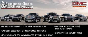 GMC Of Perrysburg | New And Used Vehicle Dealer Near Sylvania ...