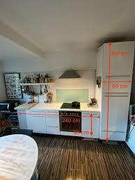 gebrauchte marken küche mit elektrogeräten