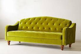 Restoration Hardware Sleeper Sofa by Ava Velvet Tufted Sleeper Sofa Tourdecarroll Com