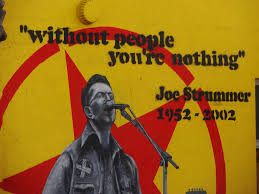joe strummer mural without people you re nothing in flickr