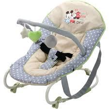 transat bébé avec arche de jeux mickey et minnie disney pas cher à