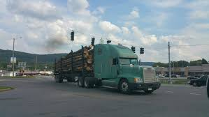 Logging Truck In Fort Payne #Alabama #logger #trucker #trucking ...