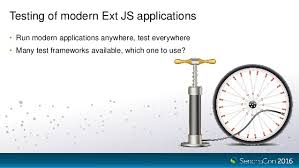 Extjs Kitchen Sink 65 by Senchacon 2016 How Sencha Test Helps Automate Functional Testing Of U2026