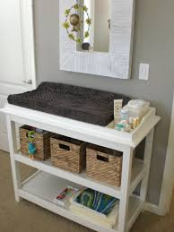 Baby Changer Dresser Australia by How To Build A Fold Away Changing Table Small Spaces Spaces And