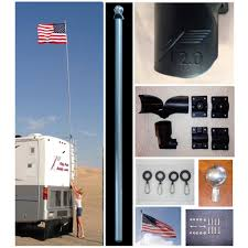 100 Flag Pole For Truck Buddy 22 Kit S Accessories Camping World